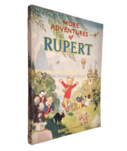 More Adventures of Rupert 1947 The Daily Express